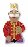 Melissa and Doug 3890 King Puppet - click to enlarge