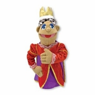 Melissa and Doug 3891 Queen Puppet - click to enlarge
