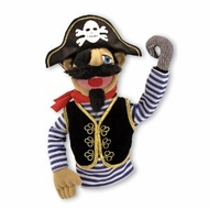 Melissa and Doug 3899 Pirate Puppet - click to enlarge