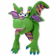 Melissa and Doug 3908 Smoulder the Dragon Puppet - click to enlarge