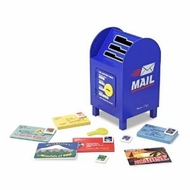Melissa and Doug 4020 Stamp and Sort Mailbox - click to enlarge