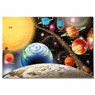 Melissa and Doug 413 Solar System 48 piece Floor Puzzle - click to enlarge