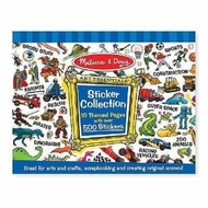 Melissa and Doug 4246 Sticker Collection - Blue - click to enlarge