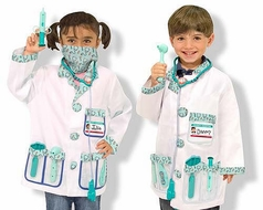 Melissa and Doug #4839 Doctor Role Play Costume Set - click to enlarge