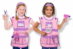 Melissa and Doug #4847 Hair Stylist Role Play Set - click to enlarge