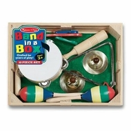 Melissa and Doug 488 Band In a Box - click to enlarge