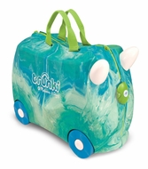 Melissa and Doug 5407 Green Swizzle Trunki with Stickers and Activity Book - click to enlarge