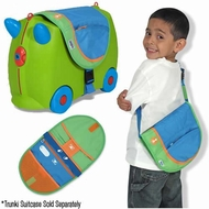 Melissa and Doug #5412 Trunki Blue / Green Saddlebag - click to enlarge