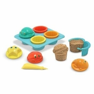 Melissa and Doug 6431 Sunny Patch Seaside Sidekicks Sand Cupcake set - click to enlarge
