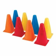 Melissa and Doug 8 Activity Cones - click to enlarge