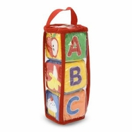 Melissa and Doug ABC Blocks - Plush - click to enlarge