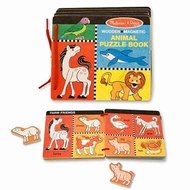 Melissa and Doug Animal Puzzle Book - click to enlarge