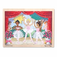 Melissa and Doug Ballet Performance Wooden Jigsaw Puzzle - 48pc - click to enlarge