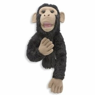Melissa and Doug Bananas the Chimp Puppet - click to enlarge