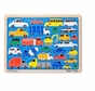 Melissa and Doug Beep Beep Jigsaw Puzzle 24pc