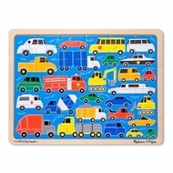 Melissa and Doug Beep Beep Jigsaw Puzzle 24pc - click to enlarge