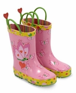 Melissa and Doug Bella Butterfly Boots Size 10-11 - click to enlarge