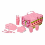 Melissa and Doug Bella Butterfly Picnic Set - click to enlarge