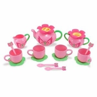 Melissa and Doug Bella Butterfly Tea Set - click to enlarge