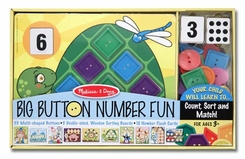 Melissa and Doug Big Button Number Fun - click to enlarge