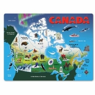 Melissa and Doug Canada Map - click to enlarge