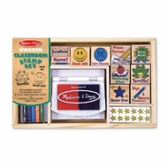 Melissa and Doug Classroom Stamp Set - click to enlarge
