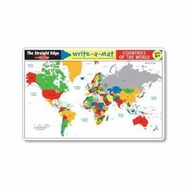 Melissa and Doug Countries of the World Write-a-Mat - click to enlarge
