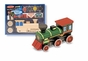 Melissa and Doug Decorate-Your-Own Wooden Train