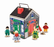 Melissa and Doug Doorbell House - click to enlarge
