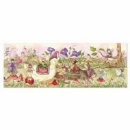 Melissa and Doug Fairy Parade Floor Puzzle (48 pc) - click to enlarge