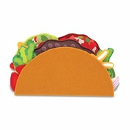 Melissa and Doug Felt Food - Taco Set - click to enlarge