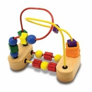 Melissa and Doug First Bead Maze - click to enlarge