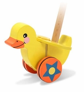 Melissa and Doug Flapping Duck Push Toy - click to enlarge