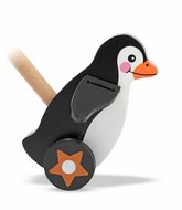 Melissa and Doug Flapping Penguin Push Toy - click to enlarge