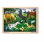 Melissa and Doug Frolicking Horses Jigsaw (48 pc)