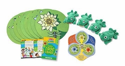 Melissa and Doug Funny Frog Games - click to enlarge