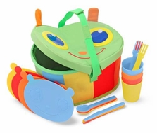 Melissa and Doug Happy Giddy Picnic Basket - click to enlarge