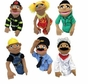 Melissa and Doug Happy Puppets: Six Puppet Bundle