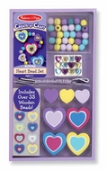 Melissa and Doug Heart Bead Set - click to enlarge