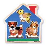 Melissa and Doug House Pets Jumbo Knob - click to enlarge