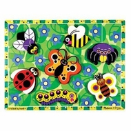 Melissa and Doug Insects Chunky Puzzle - click to enlarge