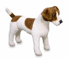 Melissa and Doug Jack Russell Terrier Plush - click to enlarge
