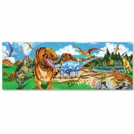 Melissa and Doug Land of Dinosaurs Floor Puzzle - click to enlarge