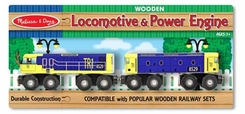 Melissa and Doug Locomotive and Diesel Engine - click to enlarge