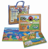Melissa and Doug Magnetic Animal Habitats Set - click to enlarge