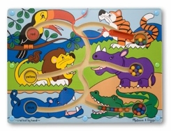 Melissa and Doug Magnetic Color Maze - click to enlarge