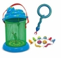 Melissa and Doug Mombo Snake Bug House with Magnifying Glass and Bag of Bugs