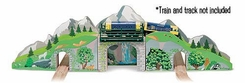 Melissa and Doug Mountain Bridge and Tunnel - click to enlarge