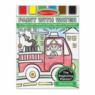 Melissa and Doug Paint with Water - Vehicles - click to enlarge