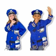 Melissa and Doug Police Office Role Play Costume Set - click to enlarge